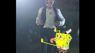 Namjoon's Spongebob Laugh- Carly Henderson Interview