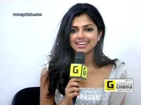 Actress Amala Paul speaks about Deiva Thiirumagal