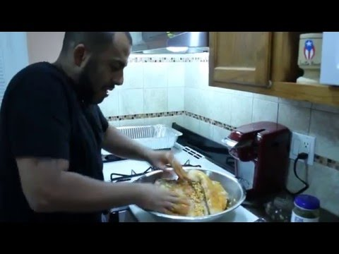 Puerto Rican Pernil/ Roast Pork