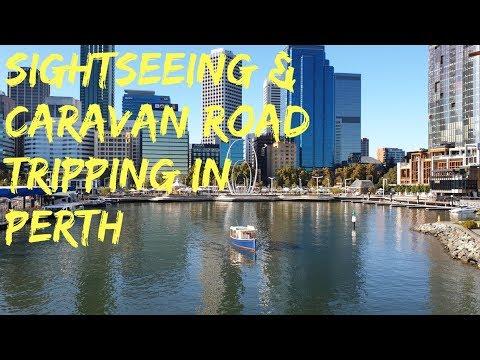 Caravan Road Trip To Perth: S03 Western Australia E5 Lap Of Australia