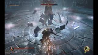Lords Of The Fallen - Ancient Labyrinth - How to beat the Keeper [Easy and guaranteed to work] Rogue