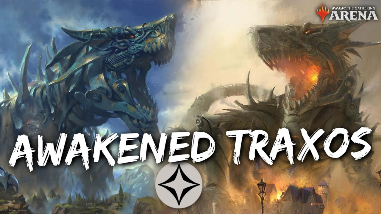 Awakened Traxos [MTG Arena] | Colorless Artifact Stompy Deck in RNA Standard
