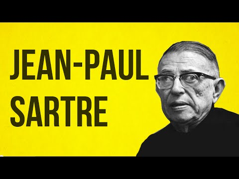 PHILOSOPHY  Sartre