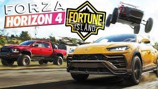 Zagrajmy w Forza Horizon 4 Fortune Island #1 - NOWA WYSPA! - 4K60