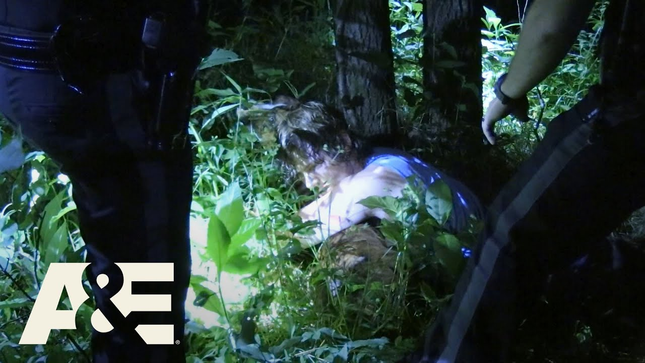 Live PD: I Was Just Camping (Season 3) | A&E