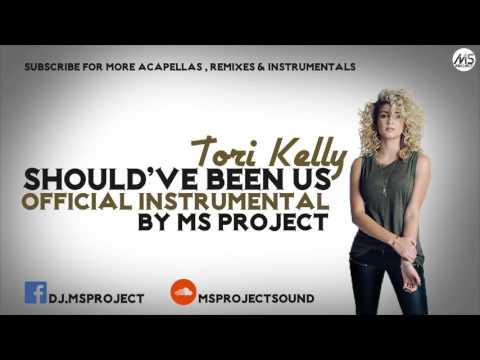 Tori Kelly - Should've Been Us (Official Instrumental) + DL