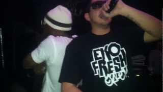 EKO FRESH & YUKMOUTH - Still Alive LIVE  ( luniz EK TO THE ROOTS )