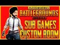 🔴 PUBG MOBILE CUSTOM ROOM - SUB GAMES #53 (1Min Delay Bcoz of STREAM SNIPE) 🔴