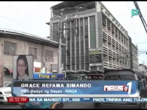 Download CamSur at Naga City, magpapaabot ng tulong sa mga biktima ng lindol sa Bohol - 10/17/13