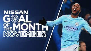 DE BRUYNE, STERLING OR MCMANUS? | Goal of the Month - November