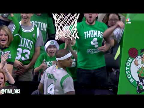 Isaiah Thomas Highlights vs Sacramento Kings (20 pts, 7 ast)