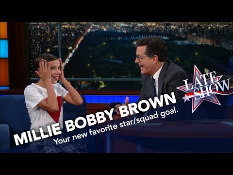 Millie Bobby Brown's Fears: Sharks, the Dark, and Bungalows