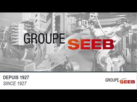 GROUPE SEEB : INDUSTRIAL SOLUTIONS PROVIDER SINCE 1927