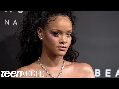 Rihanna Called Trump Out On Puerto Rico | Teen Vogue Take