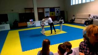 WTF World Taekwondo Federation детский турнир 6 спорт школы г.Кишинёв