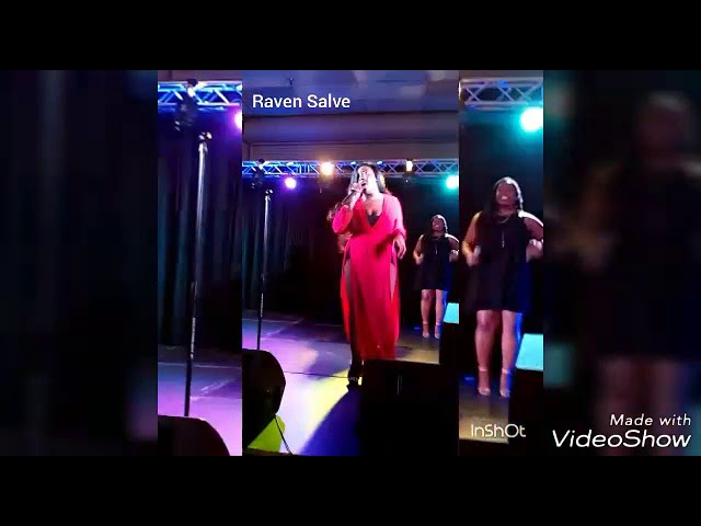 RAVEN SALVE'  Rock Steady