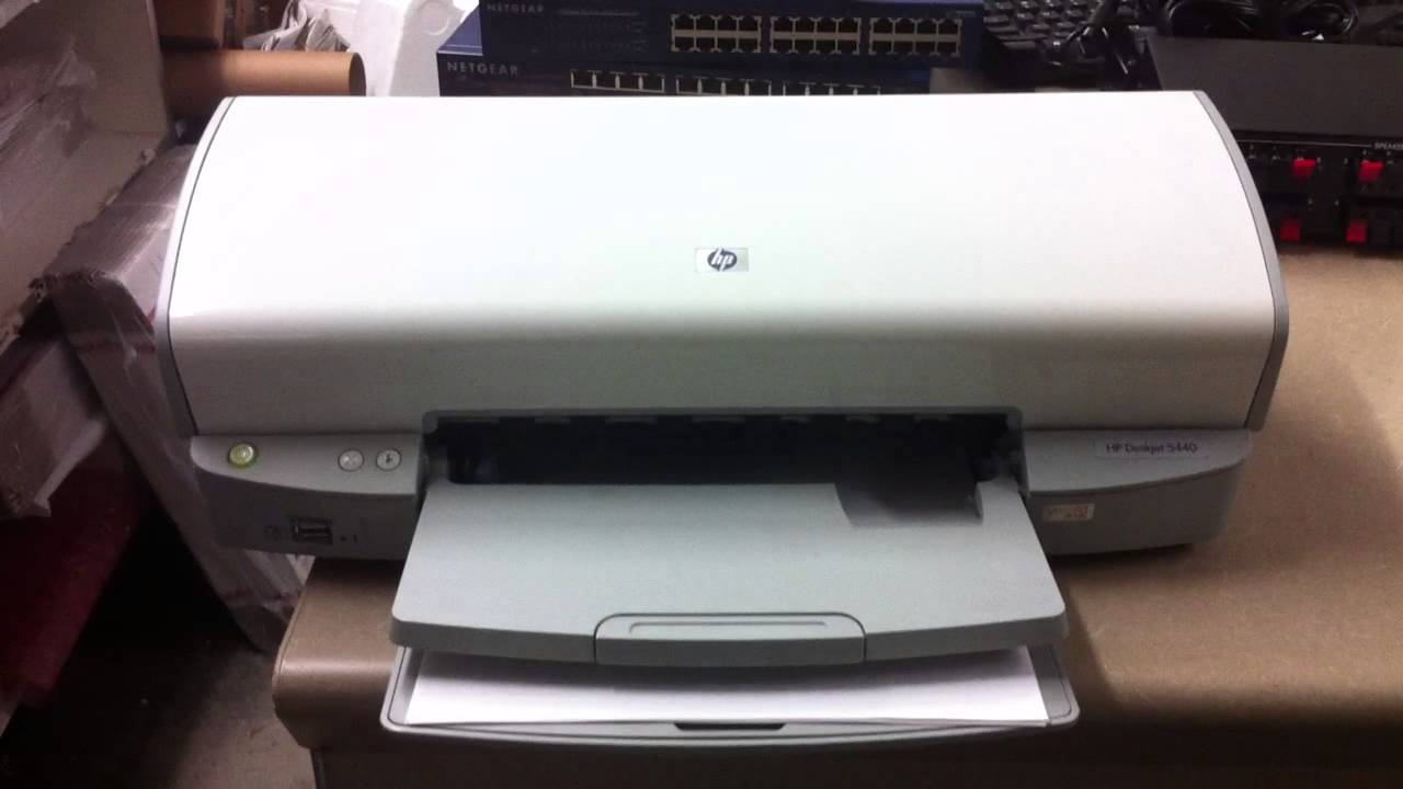 DOWNLOAD DRIVER: HP DESKJET 5440