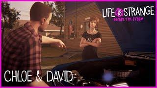 Life is Strange: Before the Storm Gameplay – Chloe & David