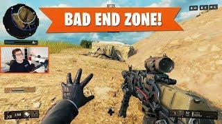 BAD ENDING ZONE! | Black Ops 4 Blackout | PS4 Pro