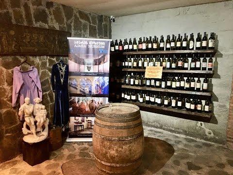 Adjarian wine house . (Аджарский дом вина)