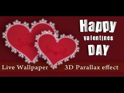 valentine heart live wallpaper - Live Valentine Wallpaper