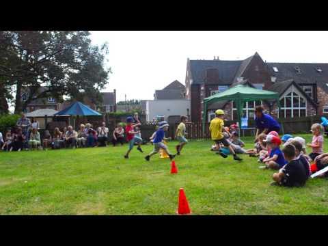 White House Nursery Borrowash Sports Day - 2016