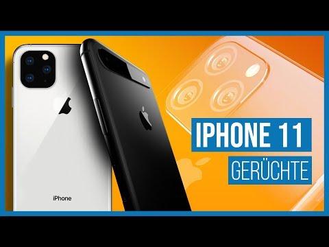 IPhone 11: Welche LEAKS & GERÜCHTE Stimmen? (Preis, Release, Design, Kamera)