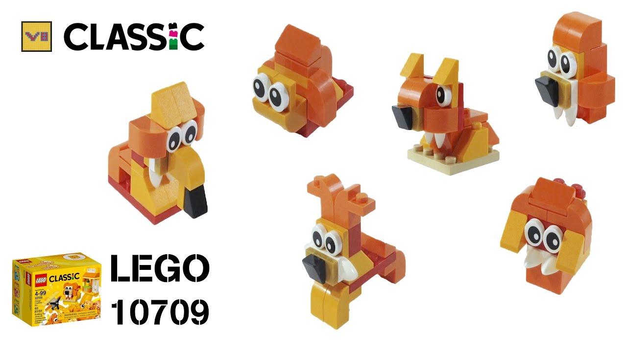 lego classic 10709 bonus