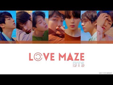 BTS - Love Maze (Color Coded) [HAN|ROM|Legendado PT-BR]