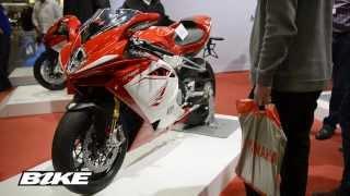 MV Agusta på MC Mässan 2014 - Bike