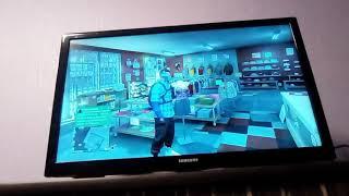 Как сделать баг на невидимые руки в гта 5 онлайн (PS3)