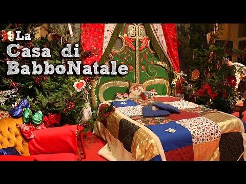 Villaggio Di Babbo Natale Montecatini.Casa Di Babbo Natale Montecatini Terme 2016 Youtube