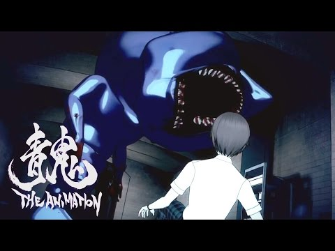La película 『Ao Oni: The Animation』 estrena nuevo tráiler