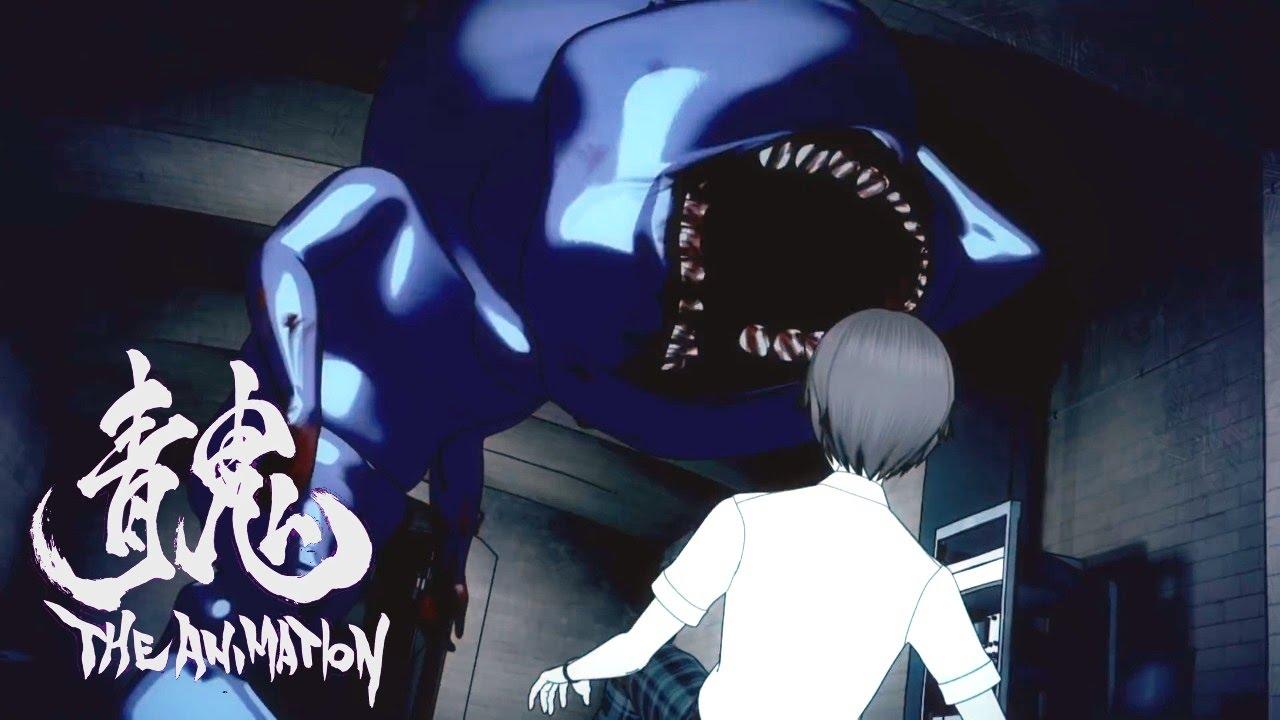 La Pelicula Ao Oni The Animation Estrena Nuevo Trailer Youtube