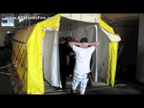 HazMat / Decon Drill & HazMat / Decon Drill - YouTube
