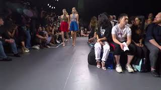 NEW YORK FASHION WEEK I 2018 I RUNWAY SHOW I NYFW I Flying Solo Show