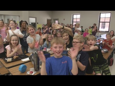 One Class at a Time: Forest Oaks Elementary School