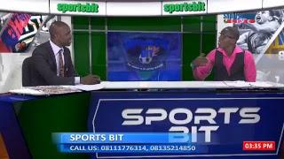 SPORTS BIT: South Africa Bafana VS Nigeria Super Eagle Aftermath