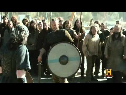Vikings (TV Series 2013-- )  Official Trailer HD 720p