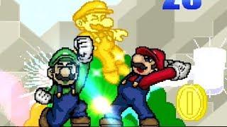 GOLD MARIO VS SUPER MARIO BROS. | GOLD MARIO VS GOLD MARIO