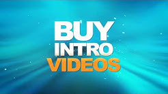 Buy Youtube Intro [2018] Videos & High QUALITY!!