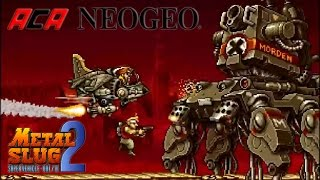 ACA NeoGeo: Metal Slug 2 - Launch Trailer