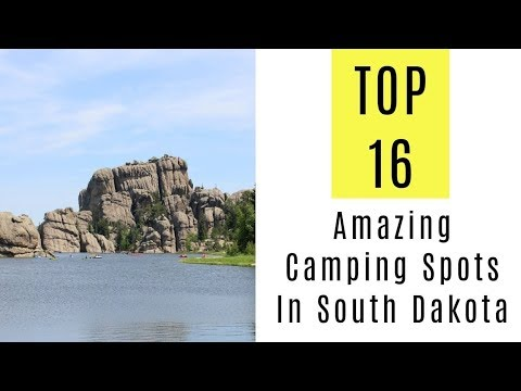 Amazing Camping Spots In South Dakota. TOP 16