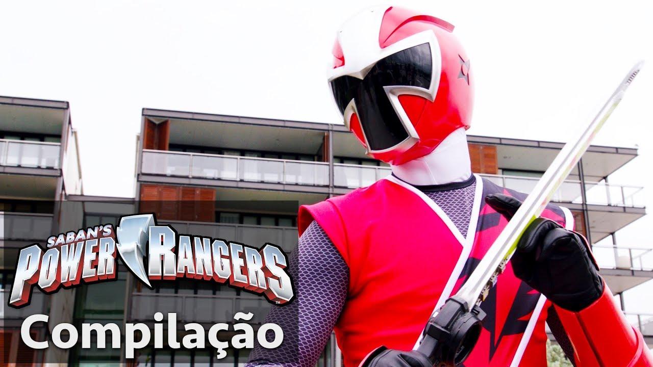 Power Rangers Em Portugues Power Rangers Salvam O Dia Power