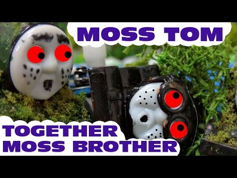 "Thomas and friends ""Together Moss Tom Brothers""Thomas The Tank Engine"