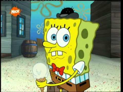 Spongebob - Die Pest von Wild West - Nick Trailer 2008