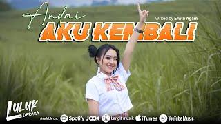 Luluk Darara - Andai Aku Kembali   DJ Siul Kentrung (Official Music Video)