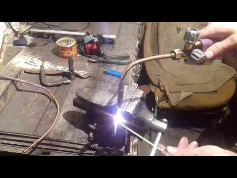Припой для пайки стали
