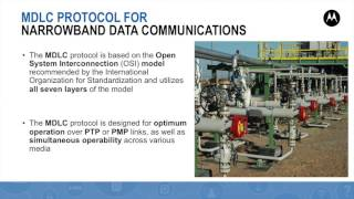 Industrial IoT (SCADA & M2M) Solutions over TETRA™
