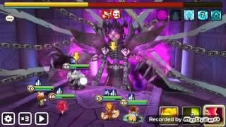 Summoners War : How i beat Necropolis B10
